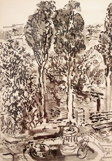 , 'Two Trees Mykonos,' 1959, Reynolds Gallery