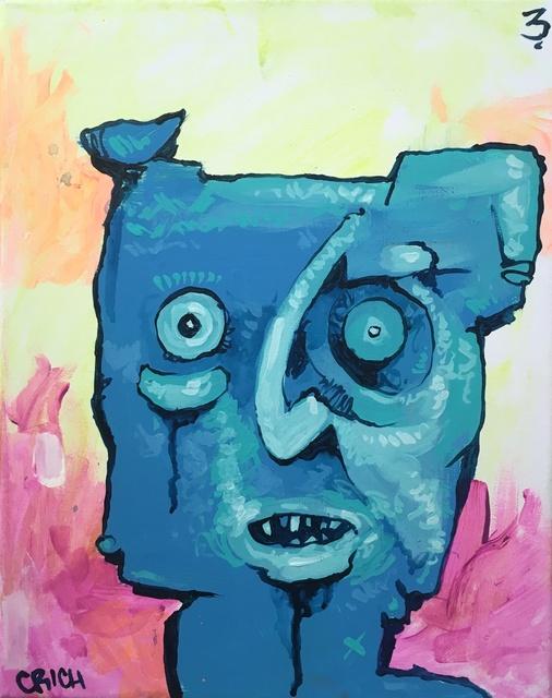 , 'Self Titled,' , Deep Space Gallery