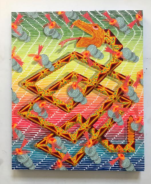 , 'Full Spectrum ,' 2019, Galerie LJ