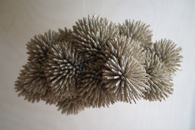 Valérie Buess, 'Little Cloud', 2003, Sculpture, Altered book, Seager Gray Gallery