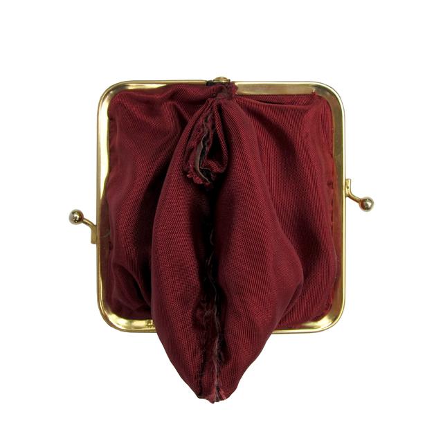 Suzanna Scott, 'Coin Cunt XVII', 2018, Sculpture, Kisslock coin purses, thread, Paradigm Gallery + Studio