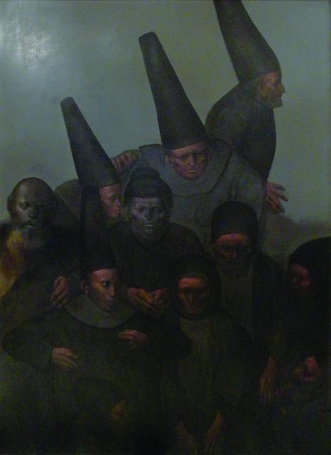 """, '""""Concilio Familiar"""",' ca. 1960, GALERÍAS A. CRISTOBAL"""