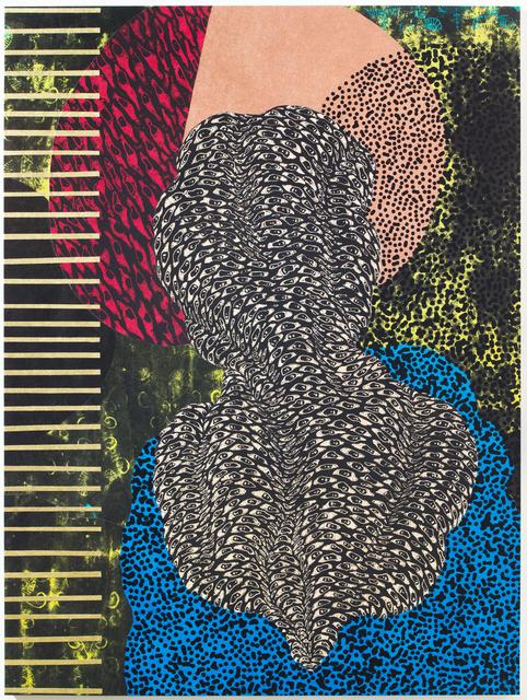 , 'Cecile Fatiman,' 2018, James Fuentes