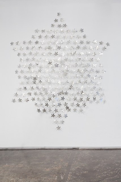 , 'Silver Screen,' 2015, A.I.R. Gallery