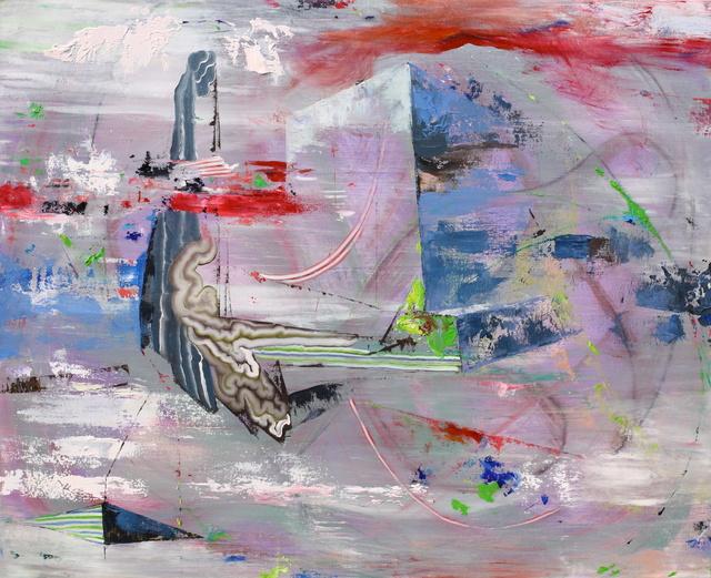 , 'p1608-Electronic Nostalgia-Noise,' 2016, CHOI&LAGER