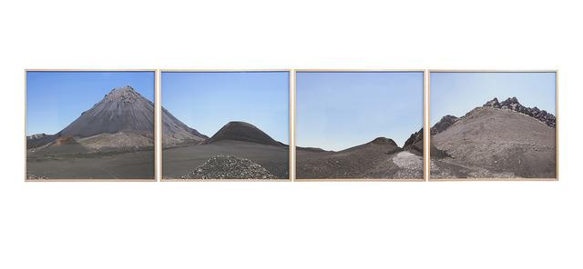 , 'Volcano,' 2017, Sabrina Amrani