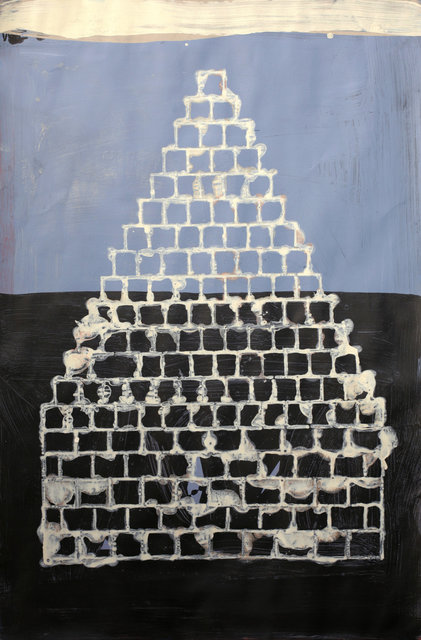 , 'Blue Pyramid,' , Orth Contemporary