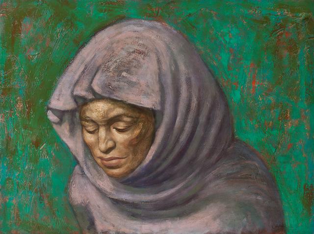 , 'Untitled (Fulfillment),' c.1965, Michael Rosenfeld Gallery