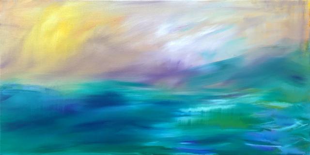 , 'Coastal Fog & Water,' 2018, bG Gallery