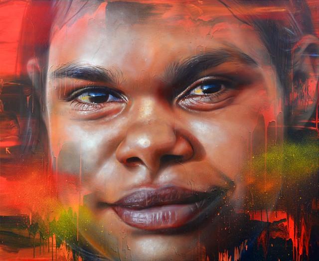 , 'Through her eyes,' 2017, Nanda Hobbs Contemporary