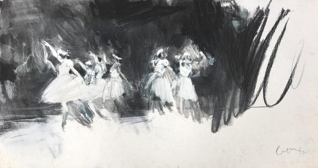 , 'Otras danzas, escena 1,' 2017, Anquins Galeria