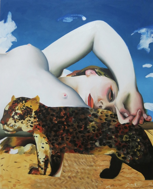 , 'Soleil Mou,' 2017, UNION Gallery