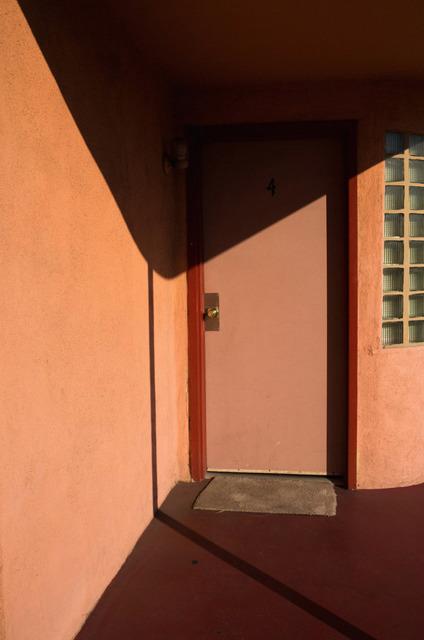 , 'Shadow, Motel,' 2016, ROSEGALLERY