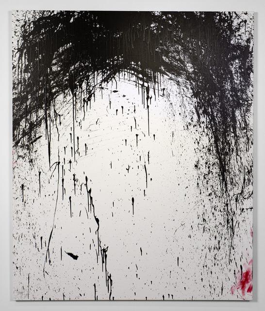 , 'Untitled Self Portrait in Black, no.2,' 2013, Garis & Hahn