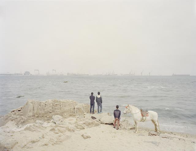 Zhang Kechun, 'At the beach 海边', 2015, Three Shadows +3 Gallery