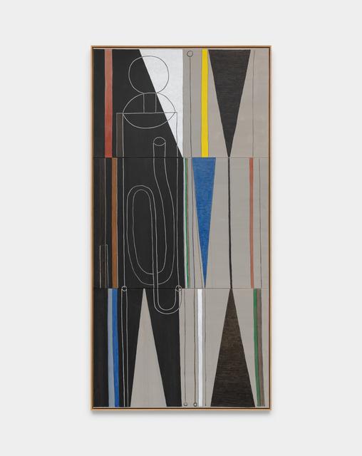 Julio Villani, 'une ombre au tableau', 2019, Galeria Raquel Arnaud