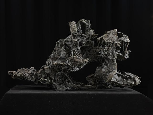 , '1025 cm aus Samtkasten,' 2013, Galerie Kandlhofer