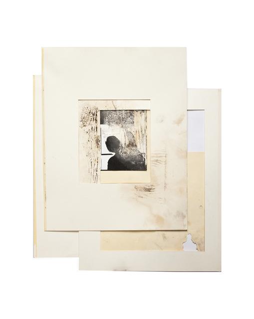 , 'Fenêtres sans titre, after Suzy Embo, Série Sauvées des Eaux,' 2014, Galerie Christophe Gaillard