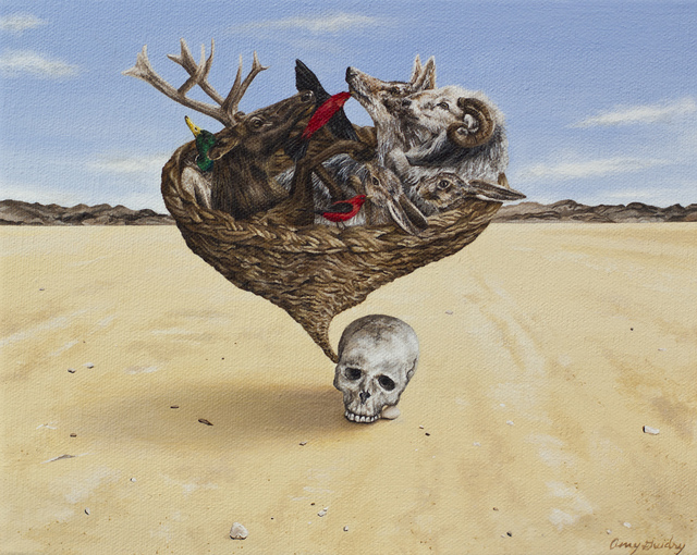 , 'Cornucopia,' 2016, LeMieux Galleries