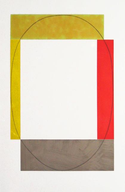 Robert Mangold, 'B, from Two Aquatints', 1985, Senior & Shopmaker Gallery