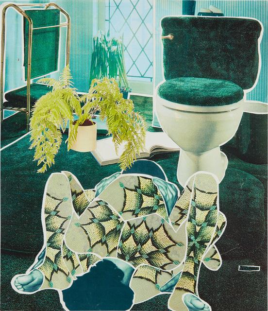 Christian Holstad, 'Green Fern Bathroom', 2002, Phillips