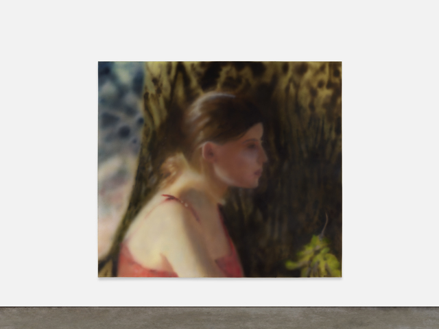 Yves Scherer, 'Native Beauty', 2020, Painting, Oil on canvas, Golsa