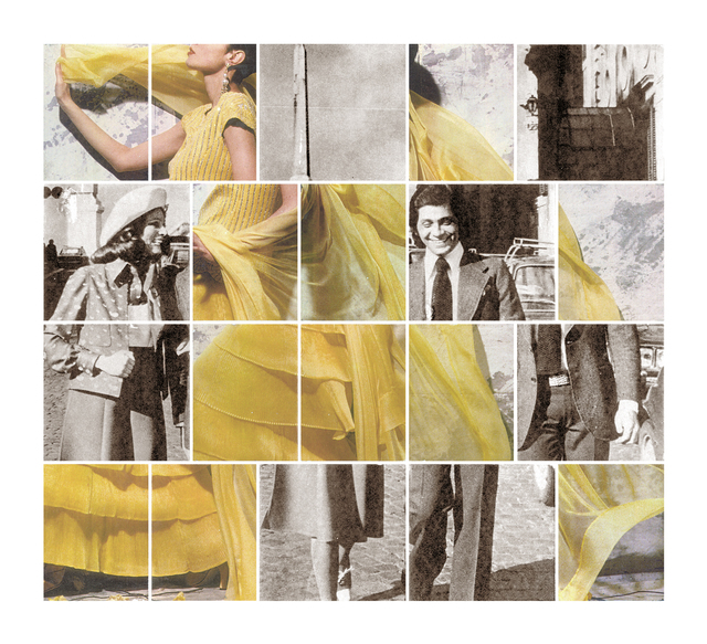 , 'Valentino Yellow,' 2015, CCA Galleries