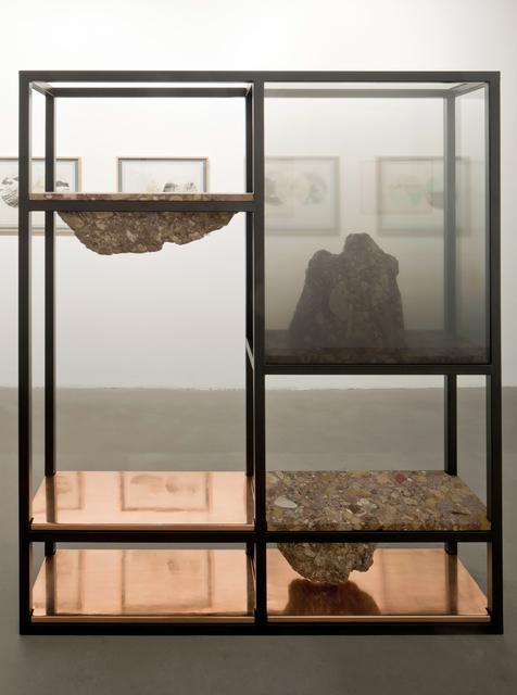 , 'Rude Rocks Nº 4 (Turrón after Bratke),' 2015, Baró Galeria