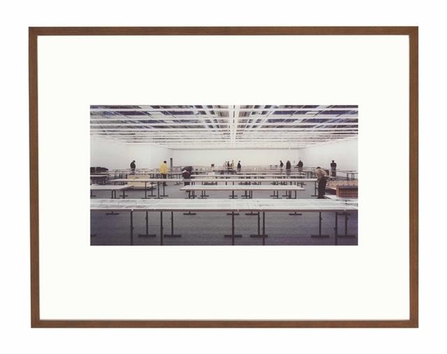 Andreas Gursky, 'Centre Georges Pompidou', Christie's
