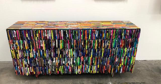, 'Pen Console,' 2019, design art concepts