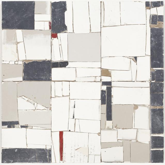 , 'Arquitectura Desdoblada,' 2011, Steve Turner