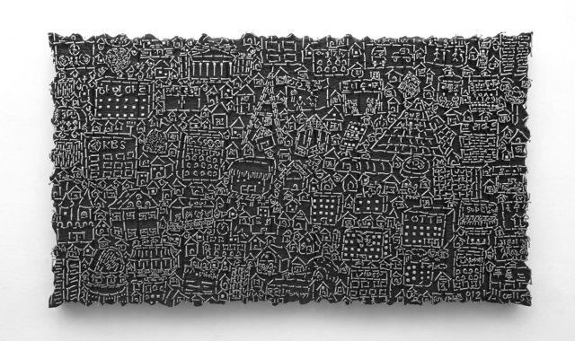 , '0121-1110=115096,' 2015, Albemarle Gallery | Pontone Gallery