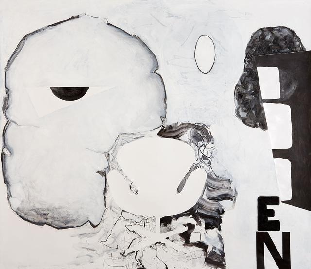 , 'EN,' 2014, David Richard Gallery