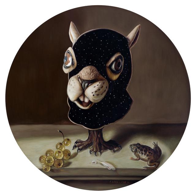 , 'Still Life Squirrel Mask,' 2016, Fazakas Gallery