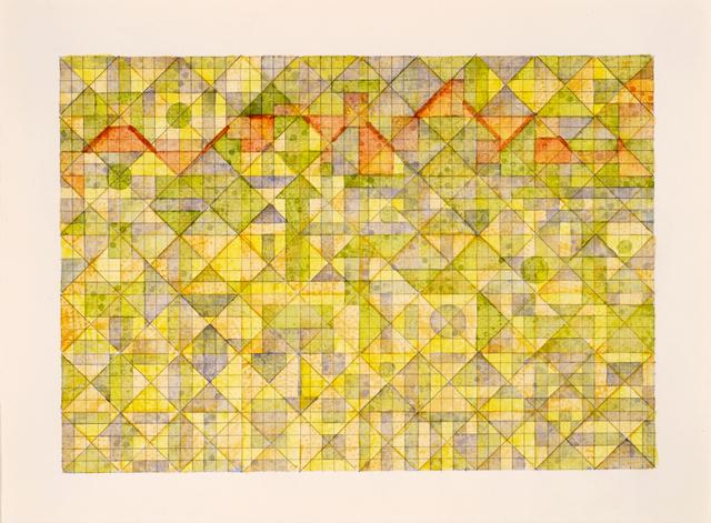 Lee Marshall, 'Blue House', 2013, John Davis Gallery