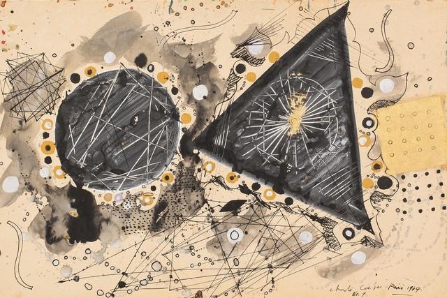 , 'Paris  1964, No 7,' 1964, Absolut Art Gallery