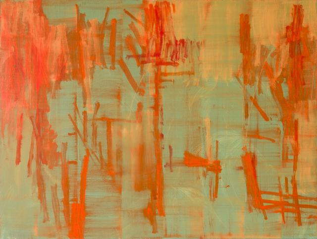 , 'Een Middenveld,' 2015, Galerie Zwart Huis
