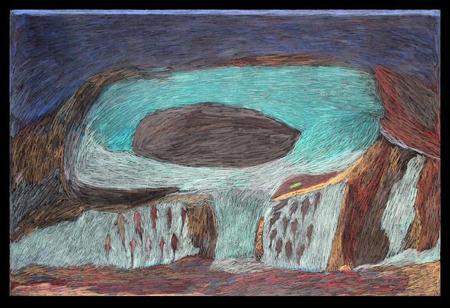 , 'The Fishing Weir,' 2012, Feheley Fine Arts