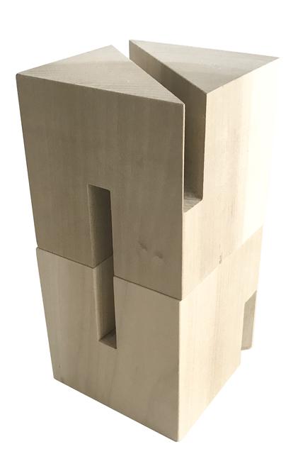 , 'LV0072 – Linear Voids,' , Galeria Karla Osorio