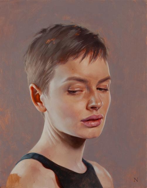 , 'Portrait of Brooke,' 2018, Abend Gallery