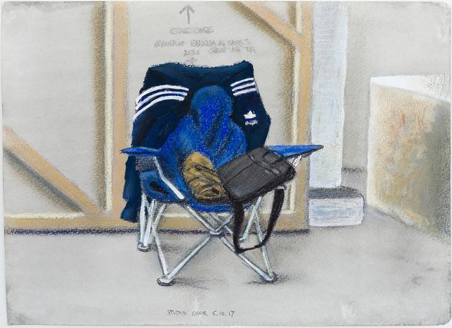 , 'Studio Chair 5.10.17,' 2017, Chimento Contemporary
