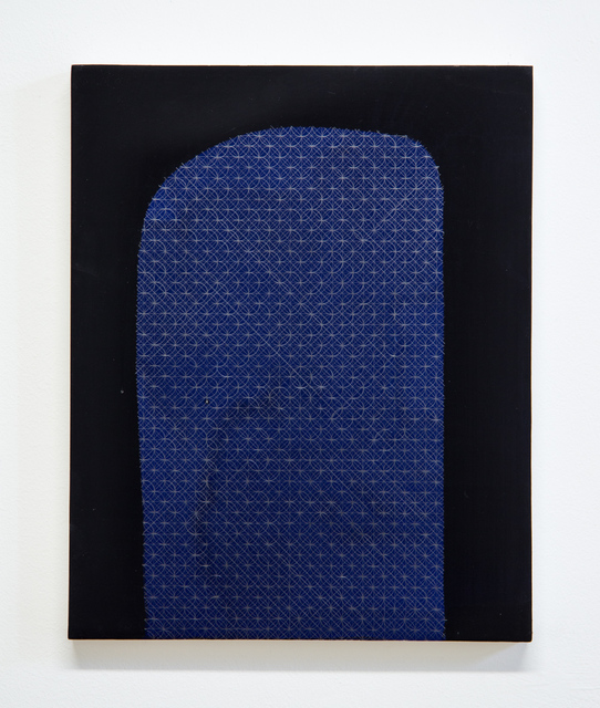 Alison Hall, 'Blue Black Cold 13', 2015, Galerie Gisela Clement