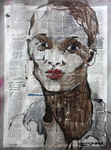 , 'Kemi,' 2015, Society of Nigerian Artists