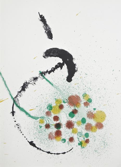 Joan Miró, 'La Fille du Jardinier No.1', 1963, Hans den Hollander Prints