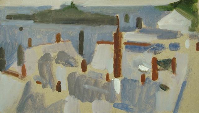, 'Landscape - Mousehole,' , Messums
