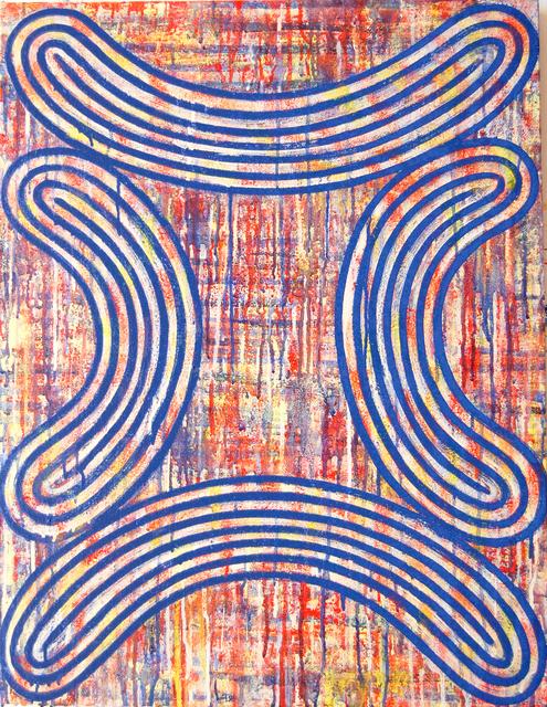 , 'Over, Under, Sideways, Down #10,' 2015, Reynolds Gallery