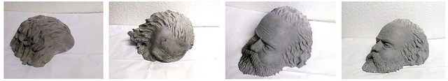 , 'Cada um é um sonho na cabeça do outro: Marx,' , Luciana Caravello Arte Contemporânea