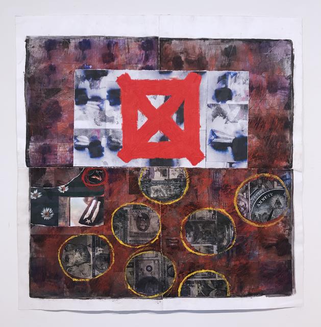 Juan Sánchez, 'Xed Out', 2014, Conduit Gallery