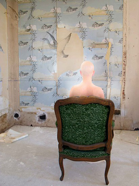 Malekeh Nayiny, 'Migration', 2013, Janet Rady Fine Art