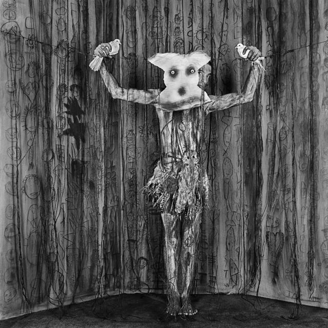 , 'Asylum of the Birds: Caged.               ,' 2010, Almanaque